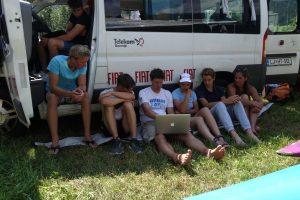 ekipa Flattach 2015