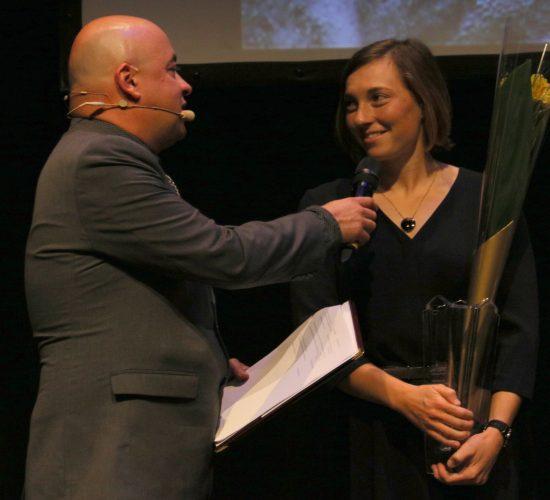 Svetovna prvakinja Eva Terčelj, športnica 2019